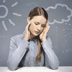 Weather is a common migraine trigger.